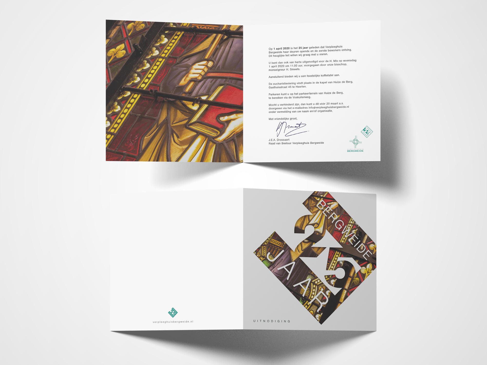 mk uitnodiging kaart vormgeving drukwerk